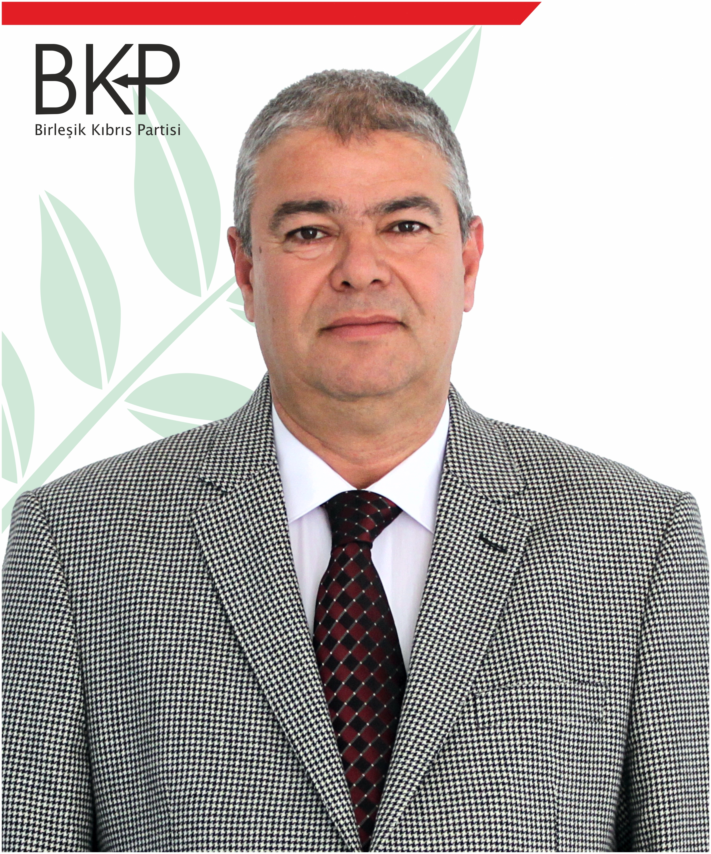 BKP Genel Sekreteri Salih Sonüstün
