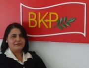 BKP Kadın Meclisi Sözcüsü Hediye Yiğiter 2